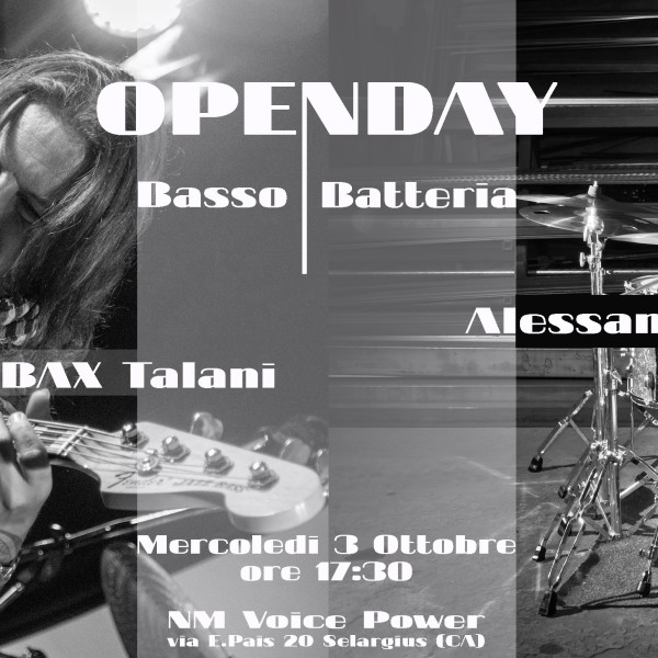 _OPENDAY_BASSO BATTERIA